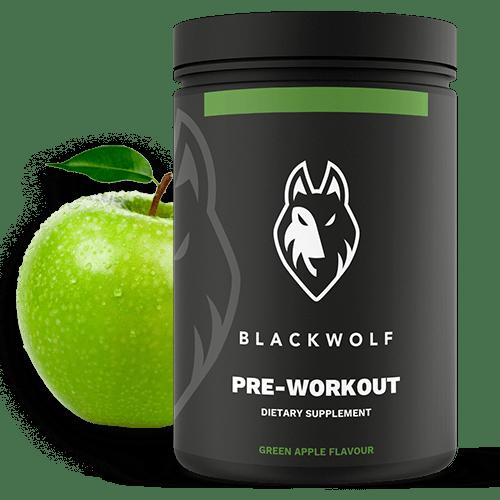 Black Wolf Pre-workout Gorilla Pump