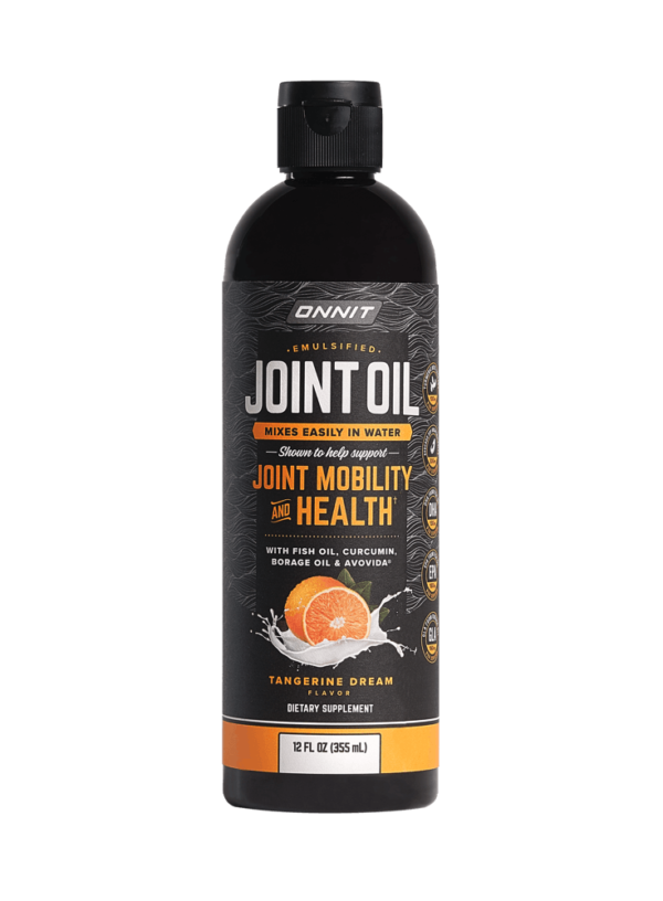 Joint Oil Onnit