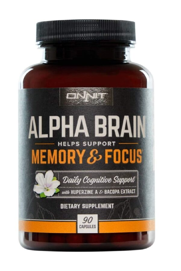 Onnit Alpha Brain